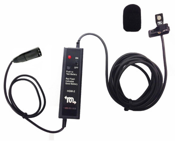 Court Reporting microphone XLR