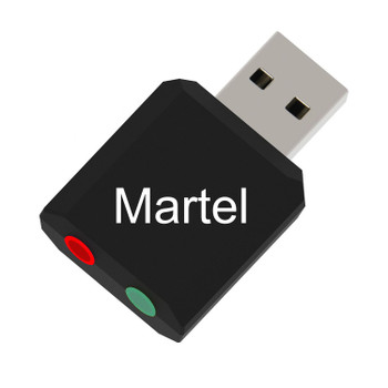 Court Reporters Microphone to USB Sound Converter