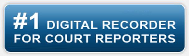 Worlds #1 Digital recorder for court reporter
