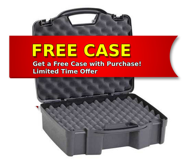 Free Hard Shell Case Meeting recording system carrying hard shell case