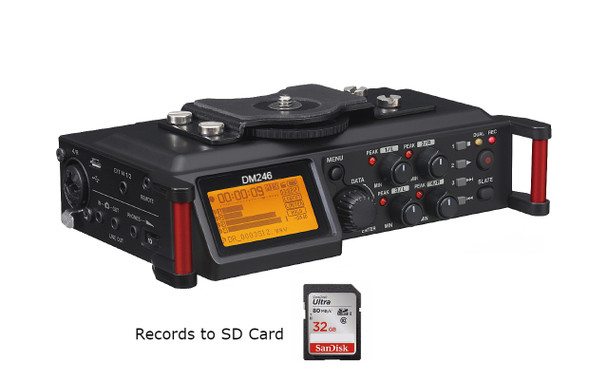 DM246 court recorder