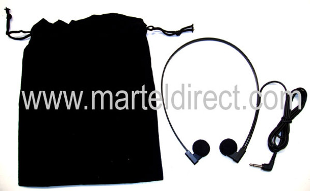 Transcription kit headset