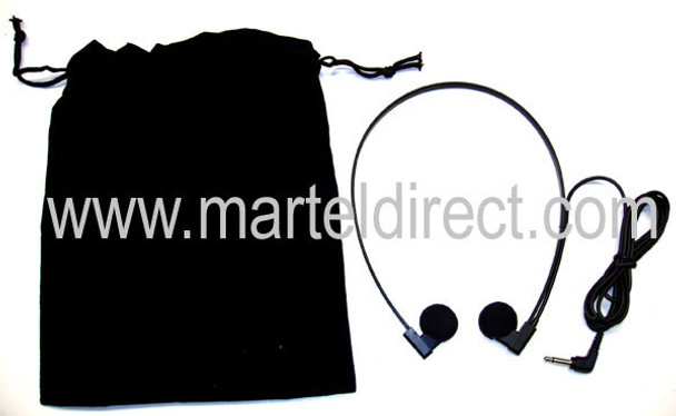 Headset for DVD Transcriber
