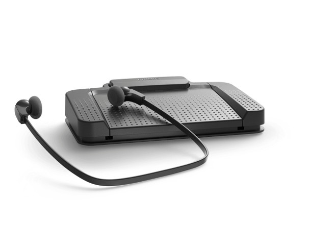Philips USB foot pedal 3 way