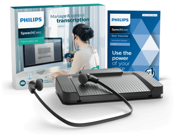 Philips LFH7177PRO Version Transcription Kit