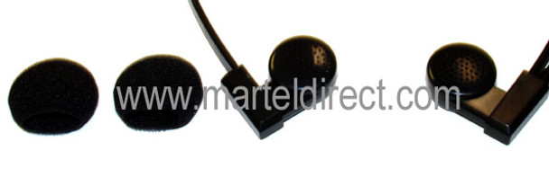 earphone cushions for transcription headset