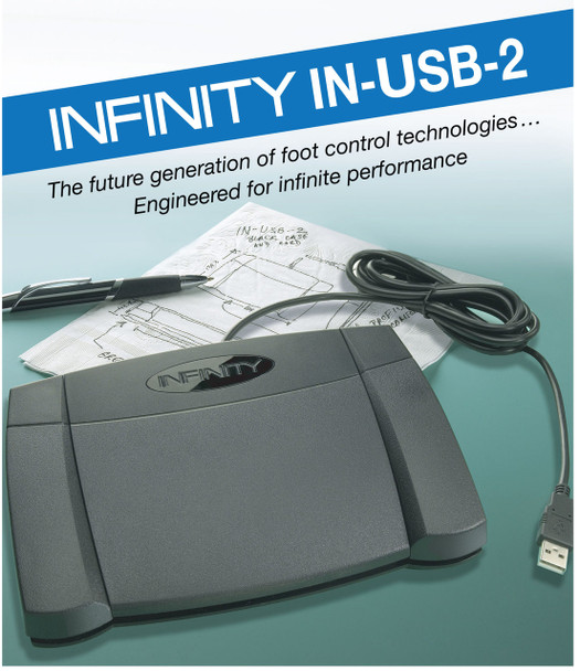 Infinity IN-USB2 information sheet