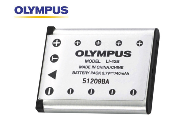 Olympus LI42B Rechargeable Battery