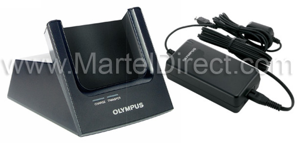 Cr10 olympus cradle with ac adapter