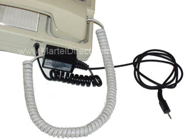 Trx telephone record adaptor