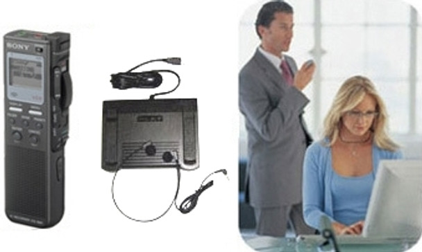 Sony dictation equipment