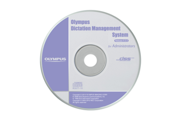 Olympus ODMS Dictation Management Software for Administrators
