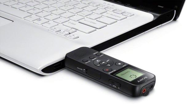Sony dictation equipment