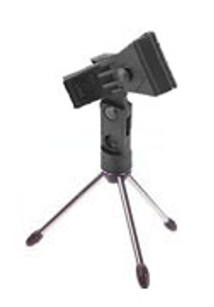 Court Reporter microphone stand