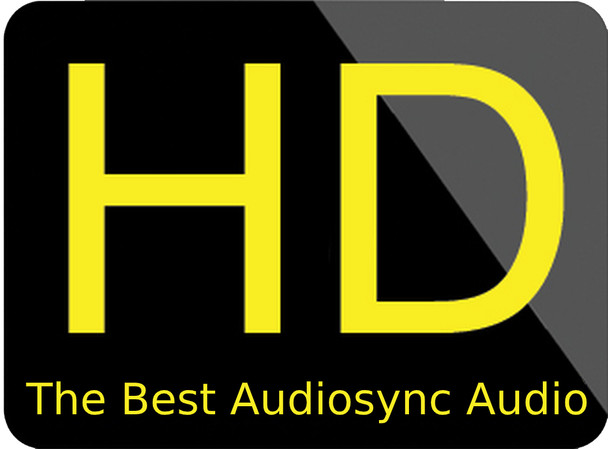 The best Audiosync Audio in the world for Court Reporter
