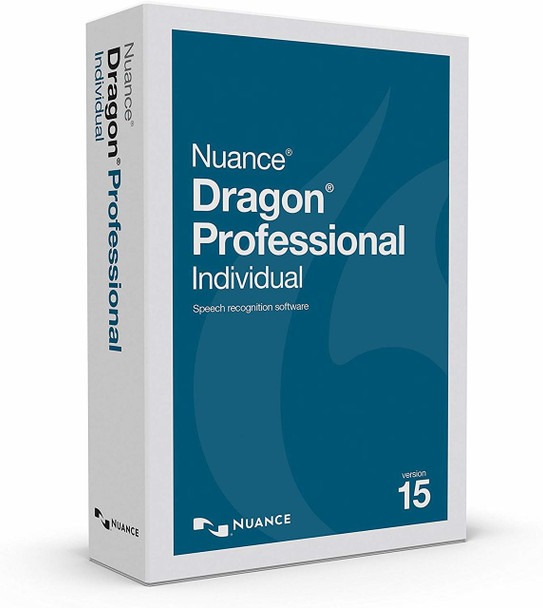 Dragon Nuance 15 Professional