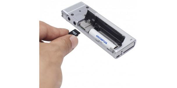 DM720 SD card
