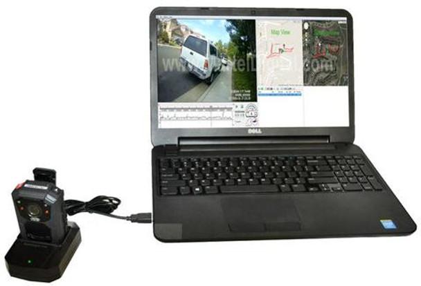 Crime Cam USB downloading cradle