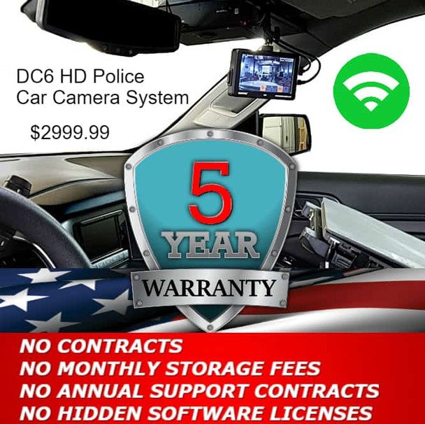 In-Car Video Recording System