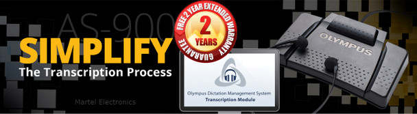 Olympus lawyers transcriber package