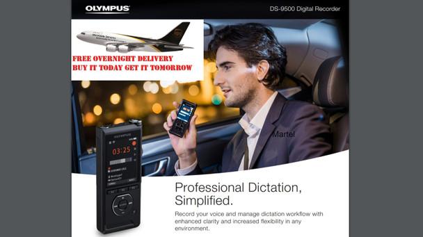 Olympus 9500