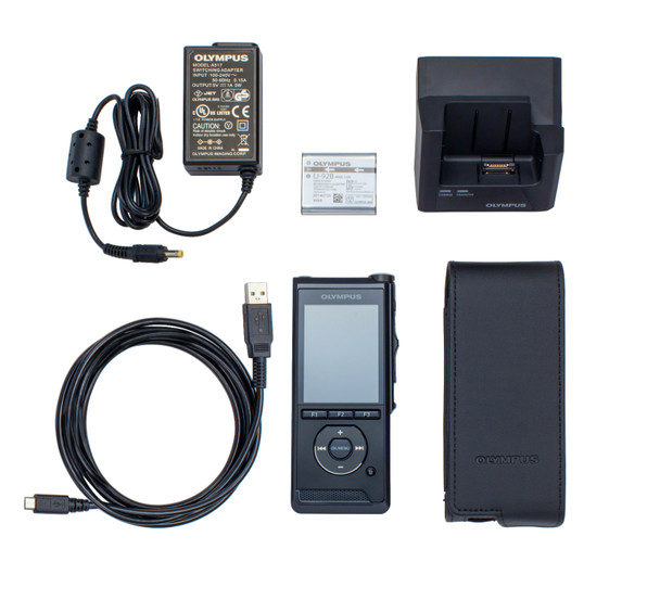 Olympus dictation machine package DS9000
