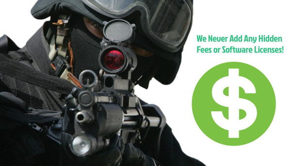 No contracts or fees