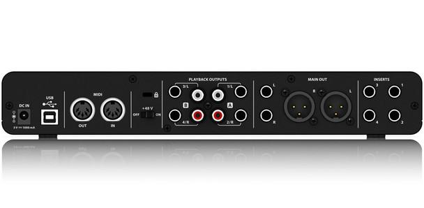 Martel 4 channel mixer