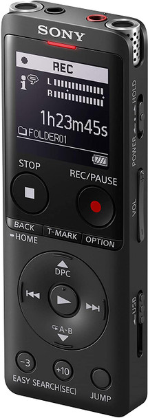 Sony voice recognition recorder