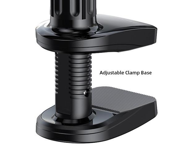 Stenomask Screw down stand adjustable