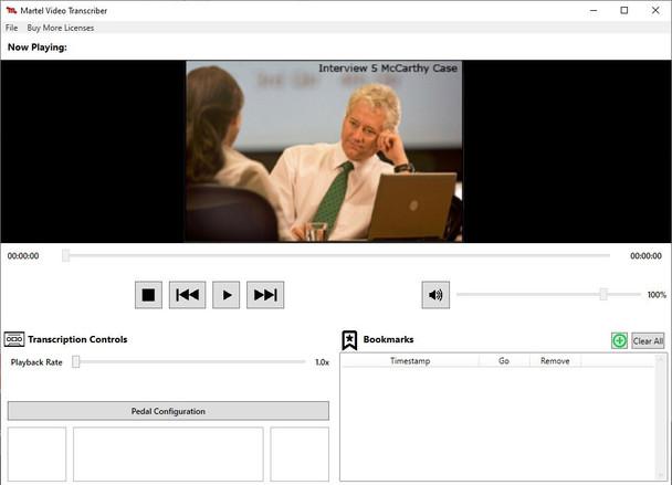 Zoom Video Transcriber software