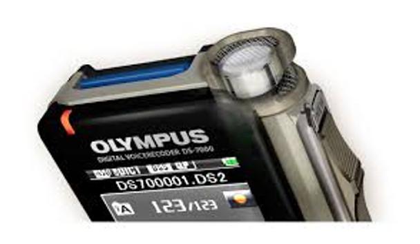 Olympus DS9000 slide dictation machine