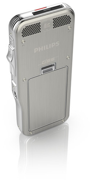 Philips Dictation Recorders back side