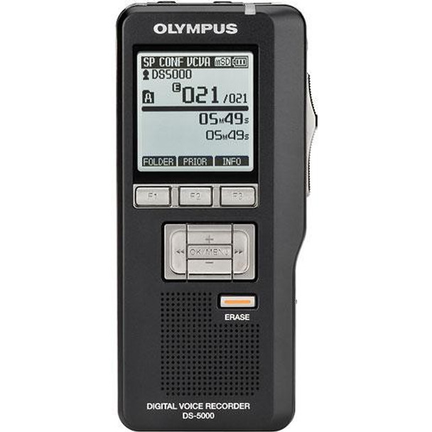 Discontinued Olympus DS5000 Dictation Recorder