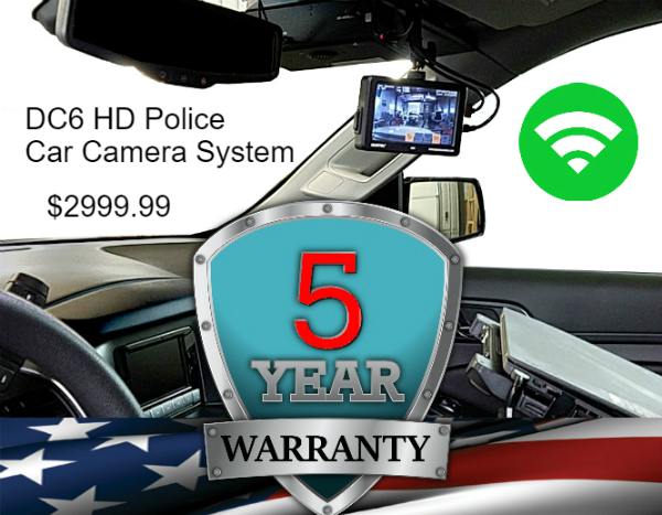 Ultimate Police Car Cameras for law enforcement