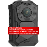 Martel Police Body Camera - Crime Cam