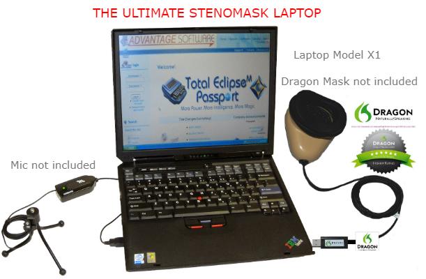 Stenomask PC