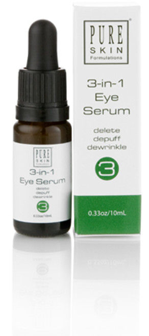 3-in-1 Eye Serum, 0.33fl oz