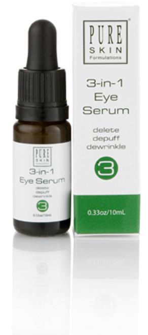 3-in-1 Eye Serum, 0.33fl oz