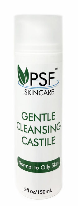 Gentle Cleansing Castile, 5oz