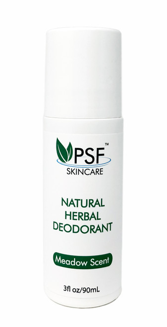 Natural Herbal Deodorant, 3oz