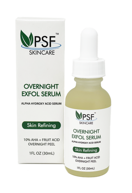 Overnight Exfol Serum