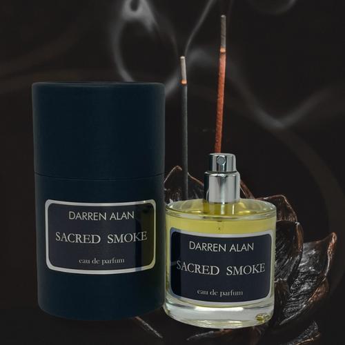 Sacred Smoke by Darren Alan Perfumes