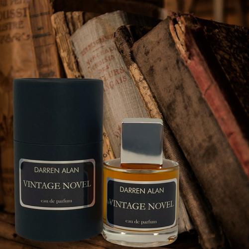 Vintage Novel by Darren Alan Perfumes