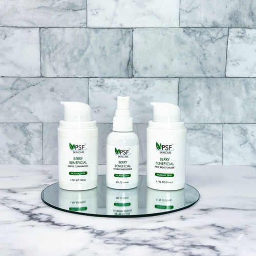 PSF Skincare Berry Beneficial Travel Size Kit Basic