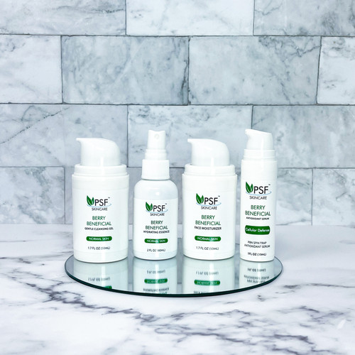 PSF Skincare Berry Beneficial Travel Kit Deluxe