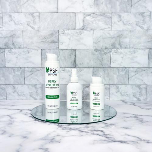 PSF Skincare Berry Beneficial Full Size Kit Basic