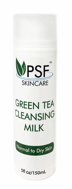 Green Tea Cleansing Milk