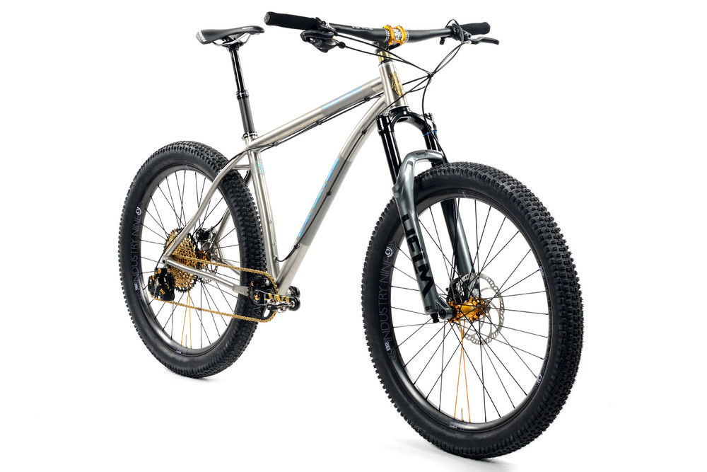 LIVE WIRE 27.5 Plus Build