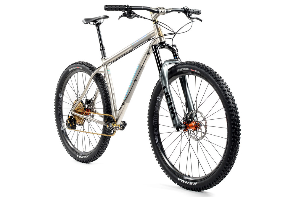 Lynskey Live Wire 29er Build